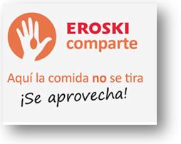 """Eroski, campaña """"la comida no se tira"""""""
