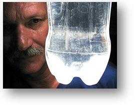 Alfredo Moser y su botella de luz